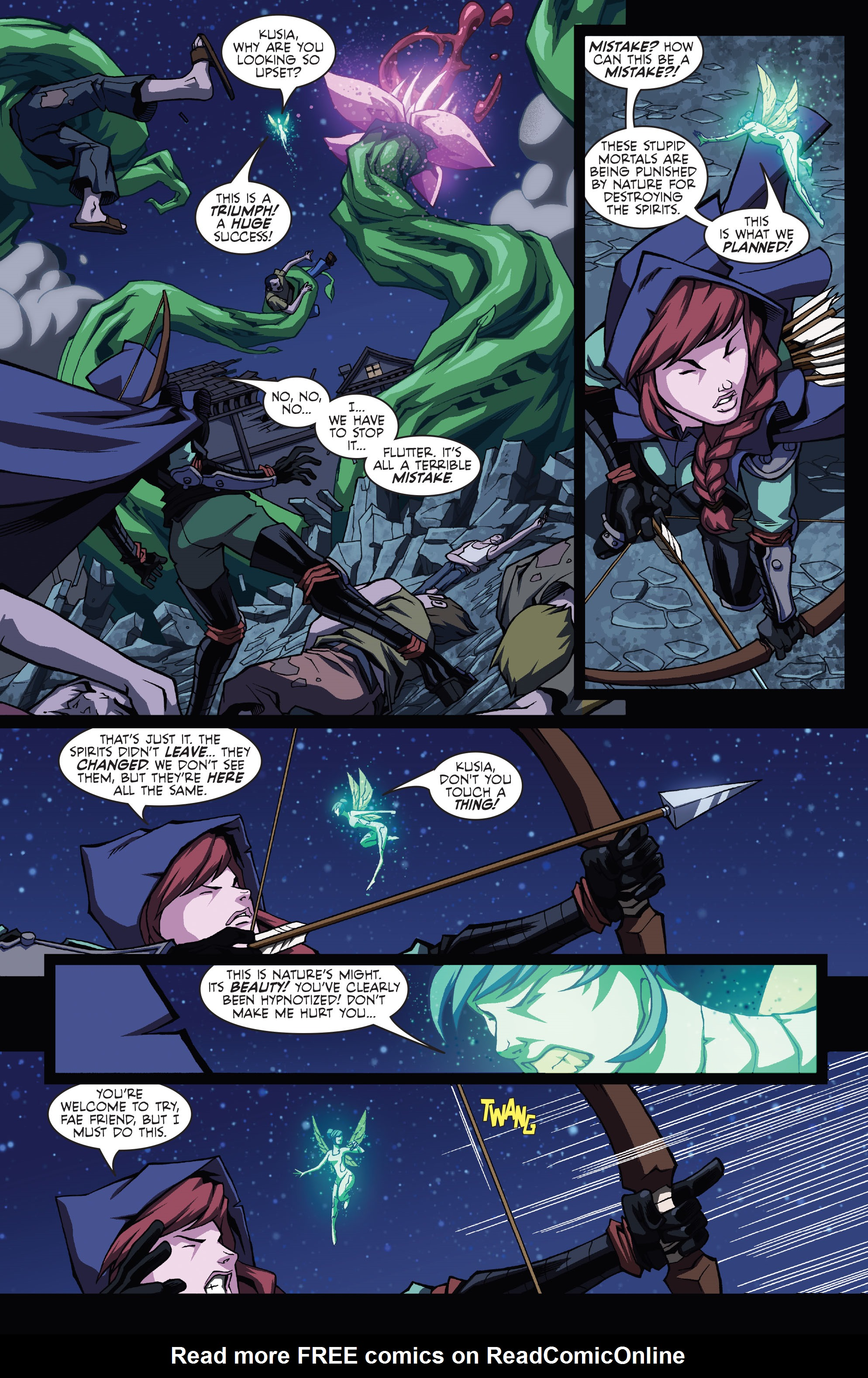 Read online Skullkickers comic -  Issue #11 - 12