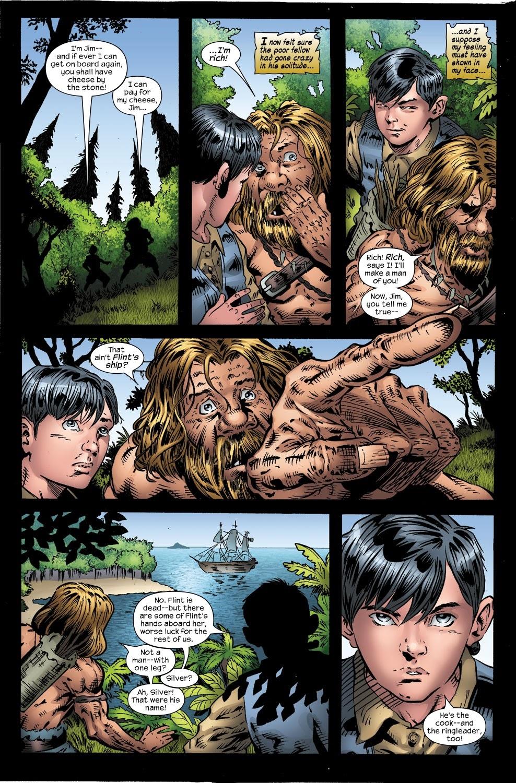 Read online Treasure Island comic -  Issue #3 - 13