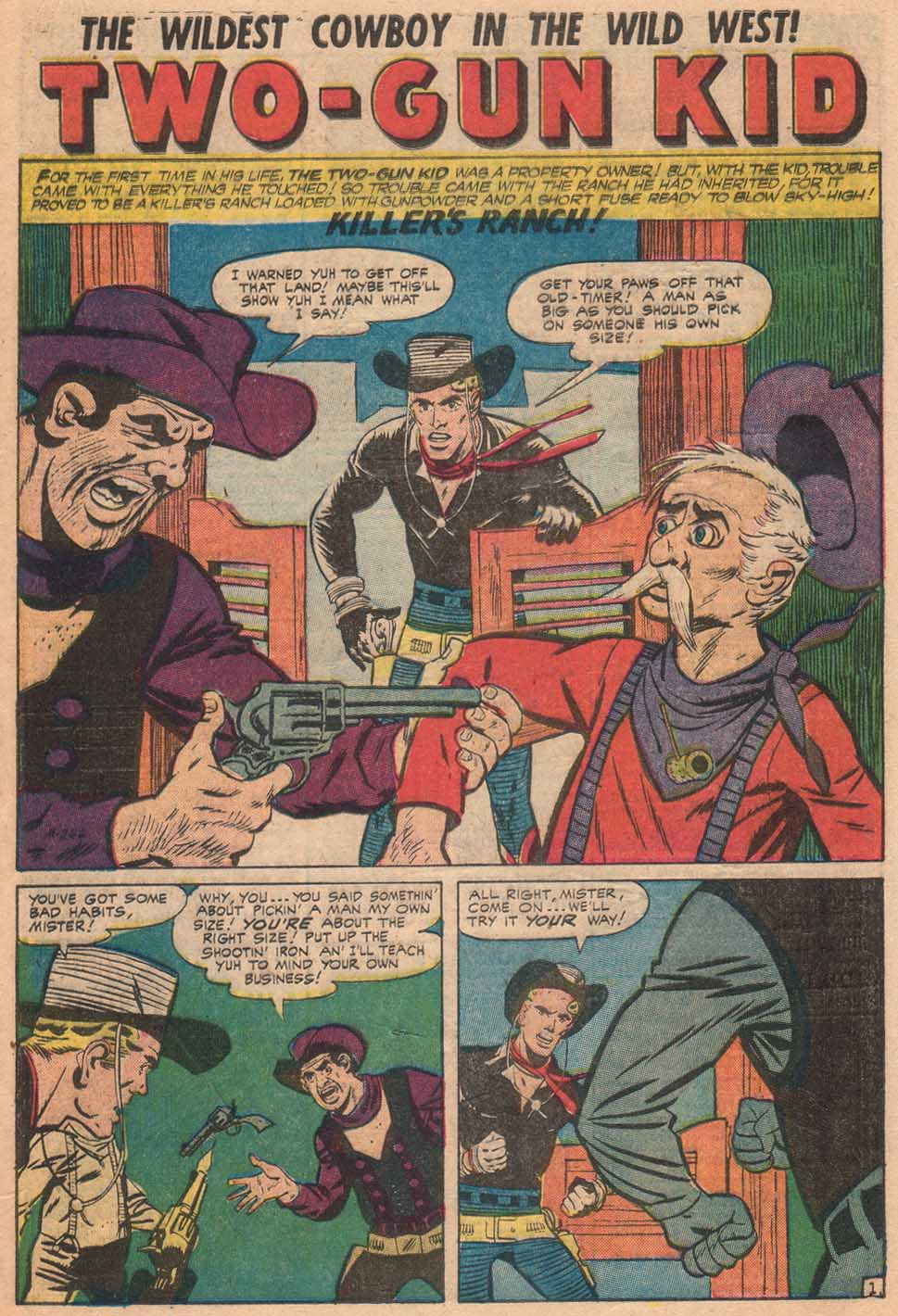 Read online Two-Gun Kid comic -  Issue #38 - 28