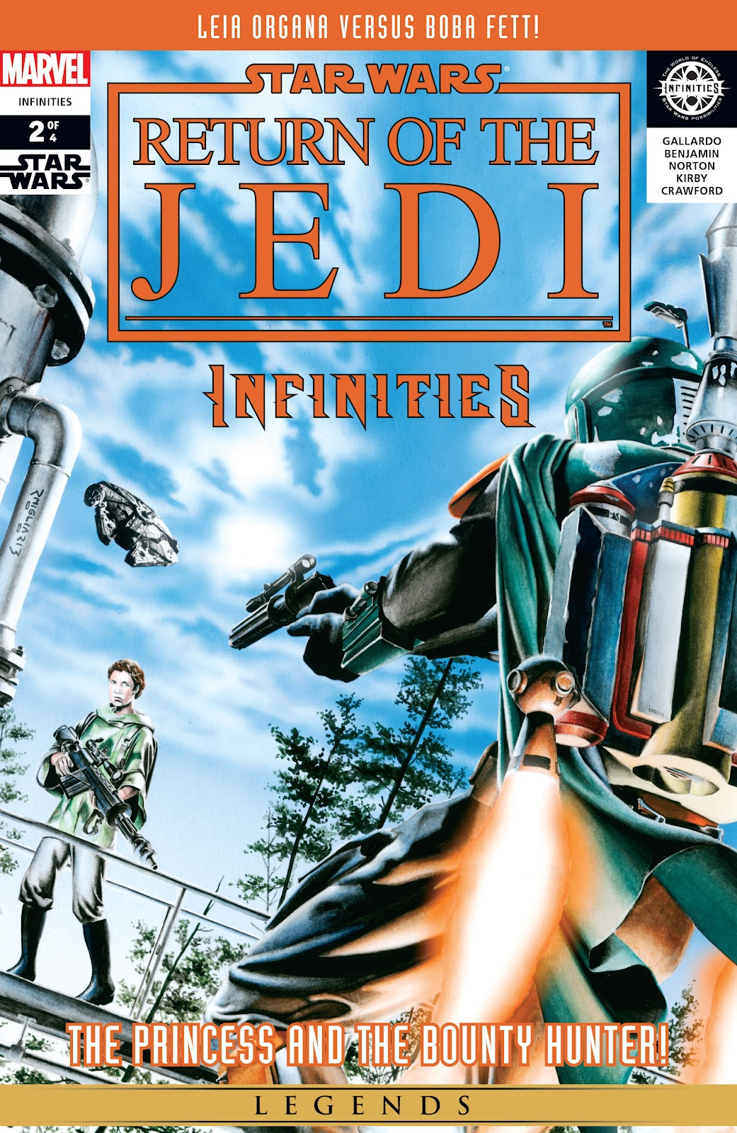 Read online Star Wars Legends: Infinities - Epic Collection comic -  Issue # TPB (Part 3) - 19
