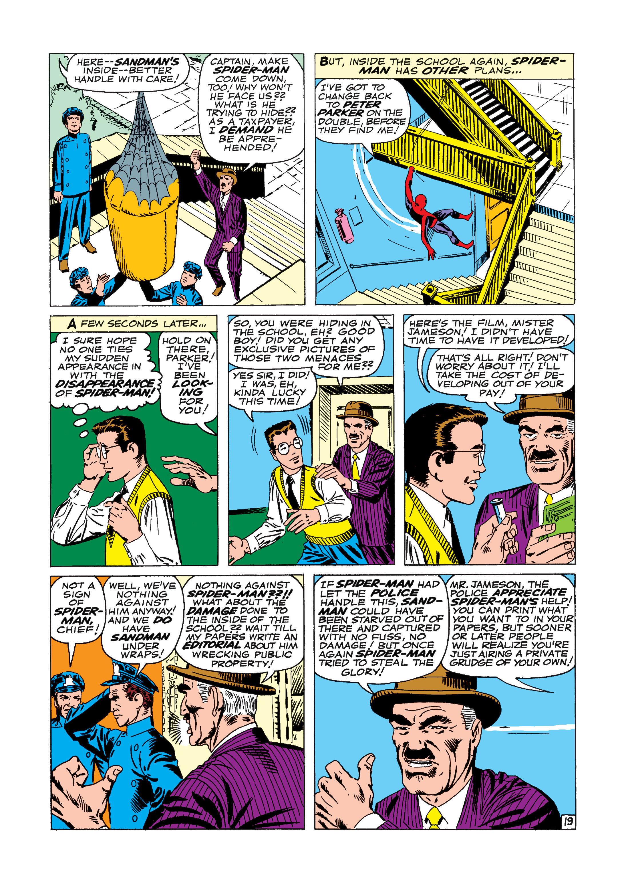 The Amazing Spider-Man (1963) 4 Page 19