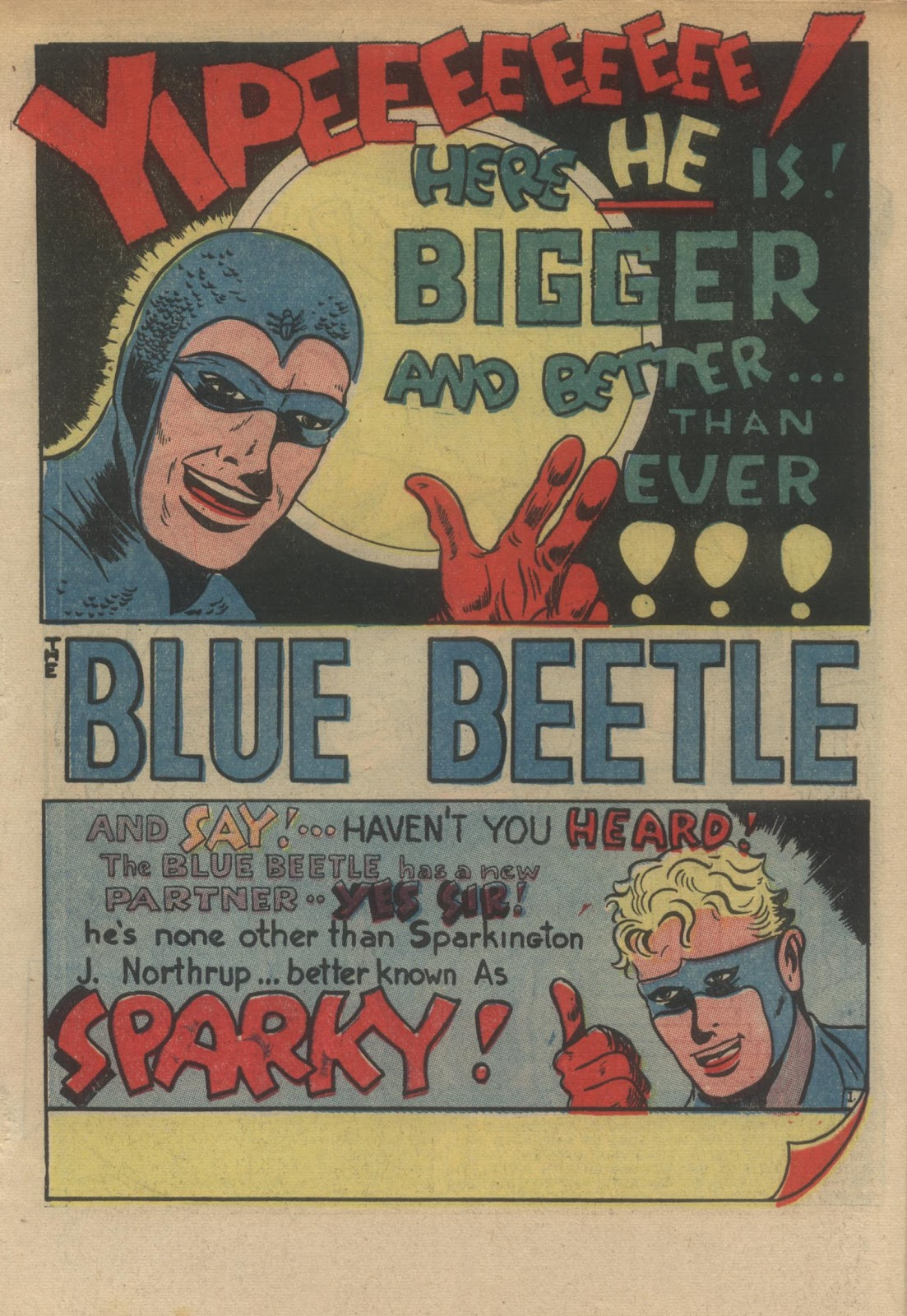 The Blue Beetle issue 16 - Page 3
