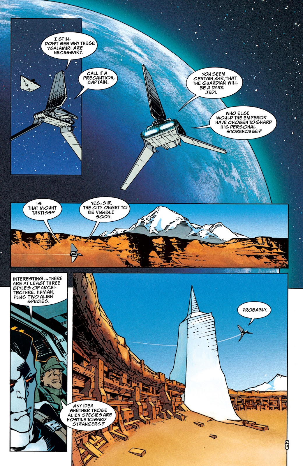 Read online Star Wars Legends: The New Republic - Epic Collection comic -  Issue # TPB 4 (Part 1) - 19