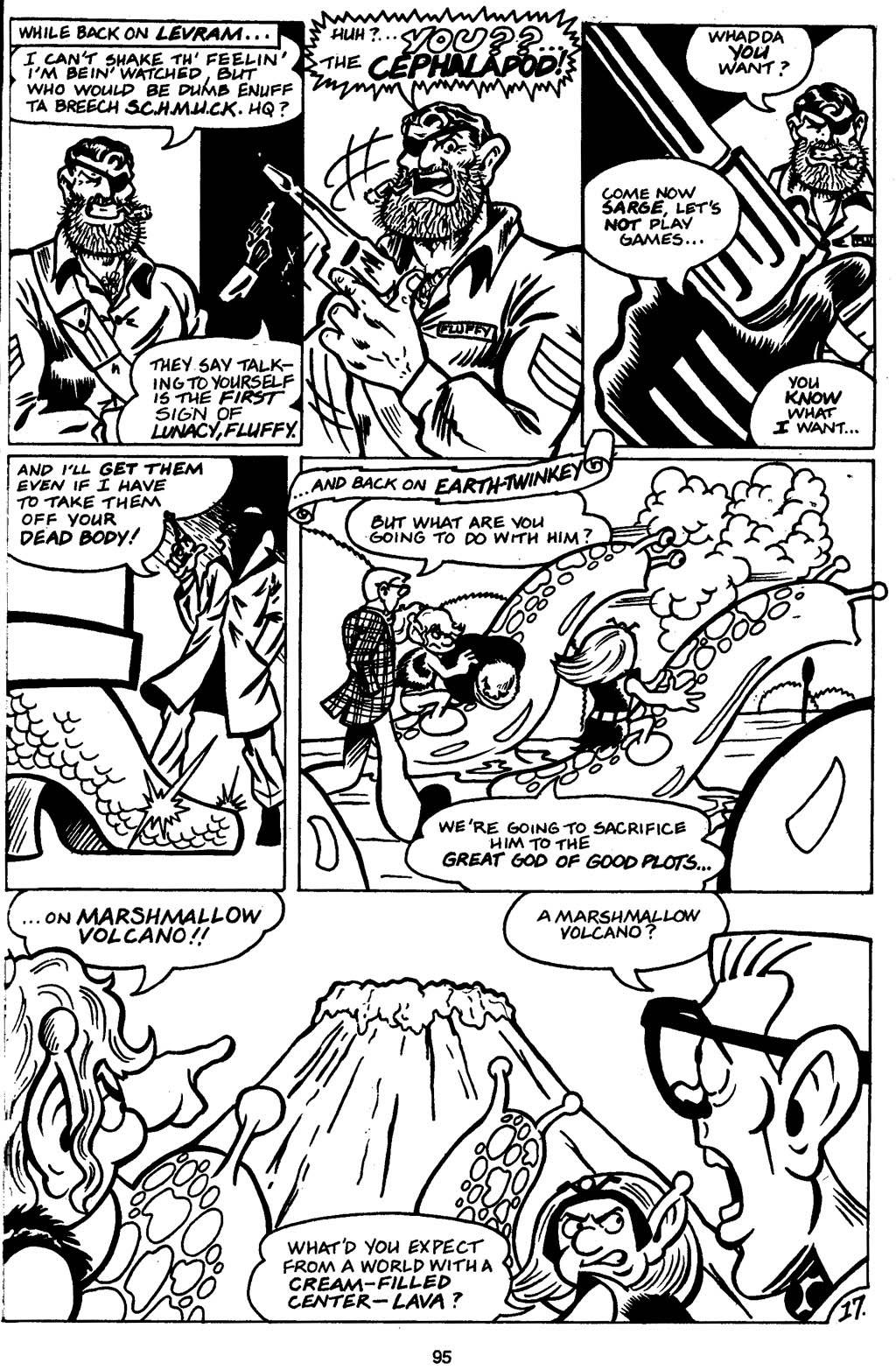 Read online Normalman - The Novel comic -  Issue # TPB (Part 1) - 97