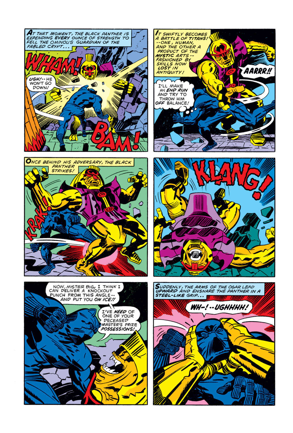 Black Panther (1977) issue 3 - Page 13