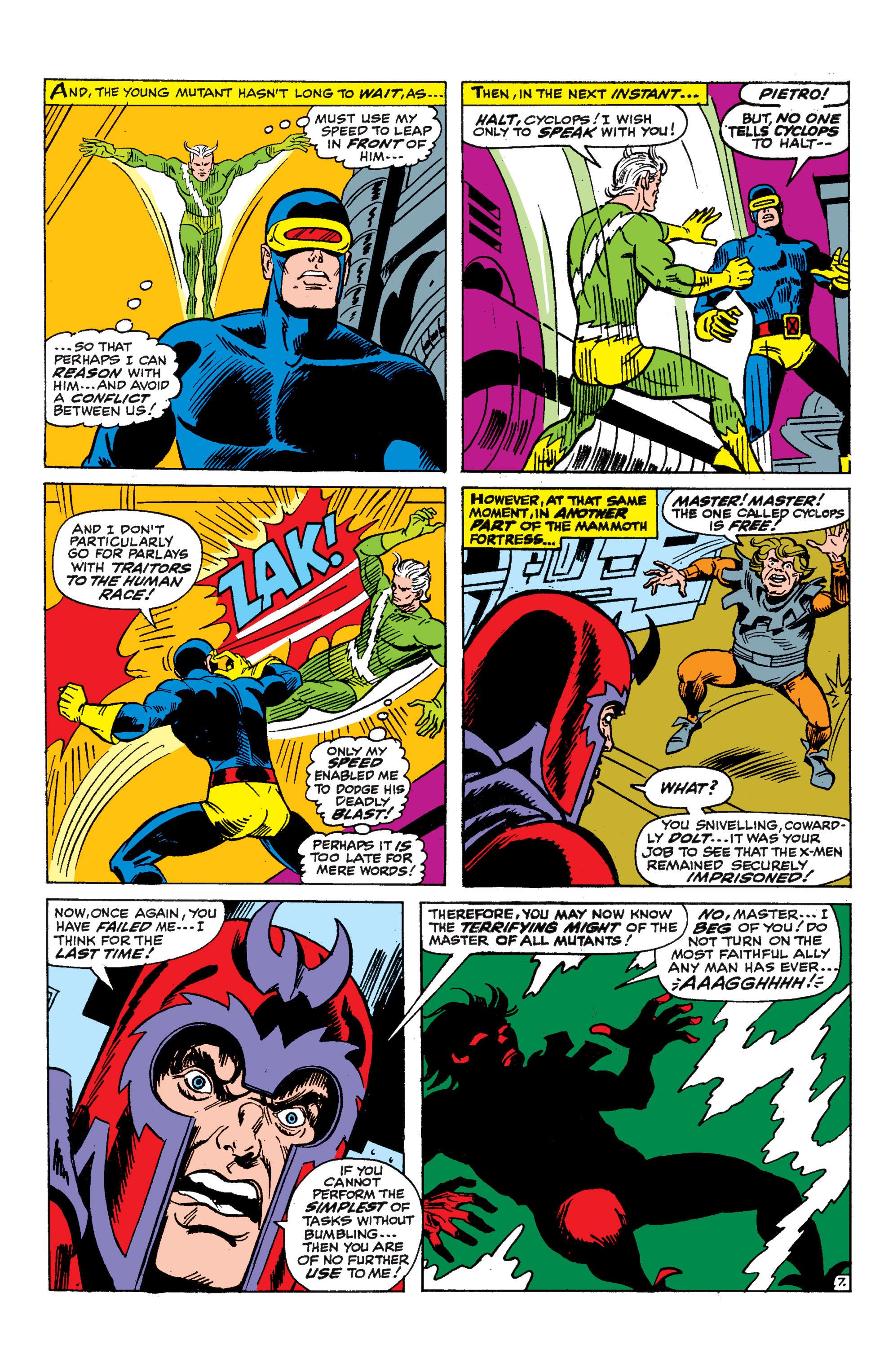 Uncanny X-Men (1963) 45 Page 7