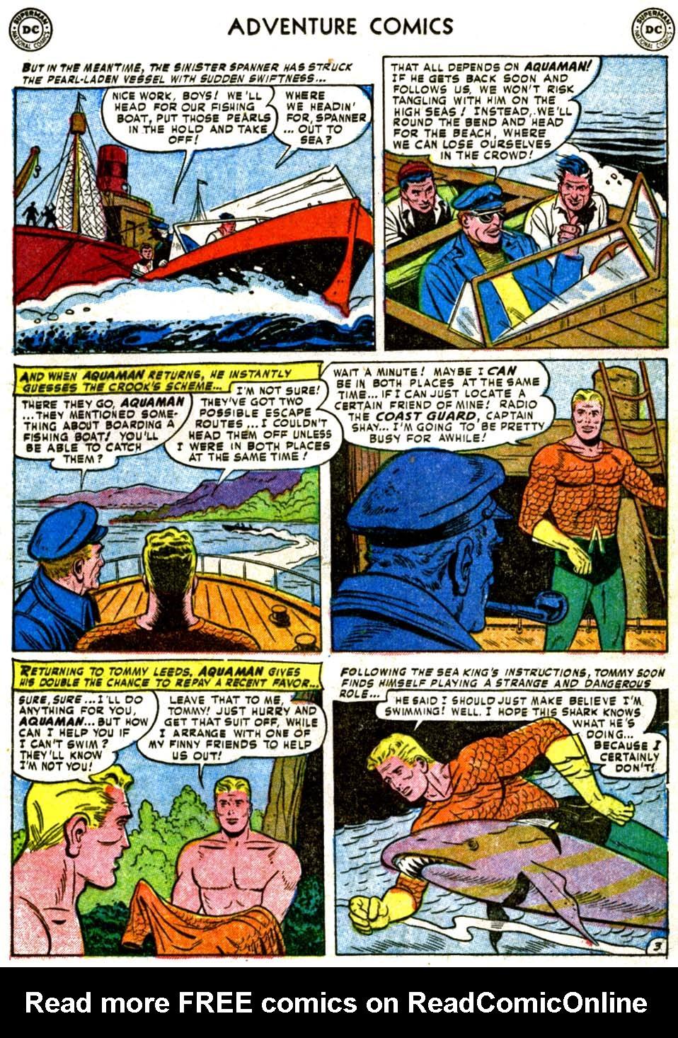 Read online Adventure Comics (1938) comic -  Issue #177 - 19