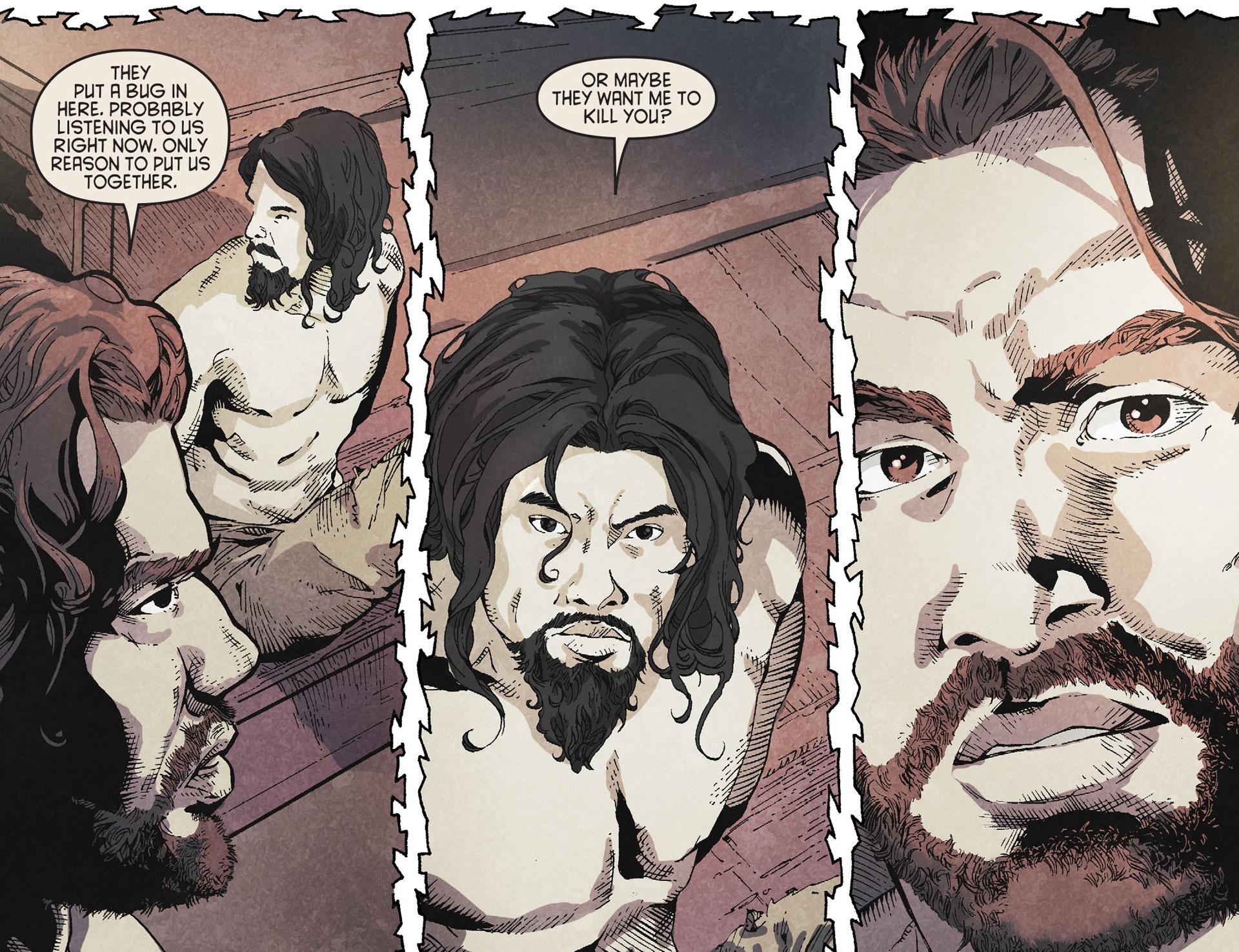 Read online Arrow [II] comic -  Issue #19 - 14