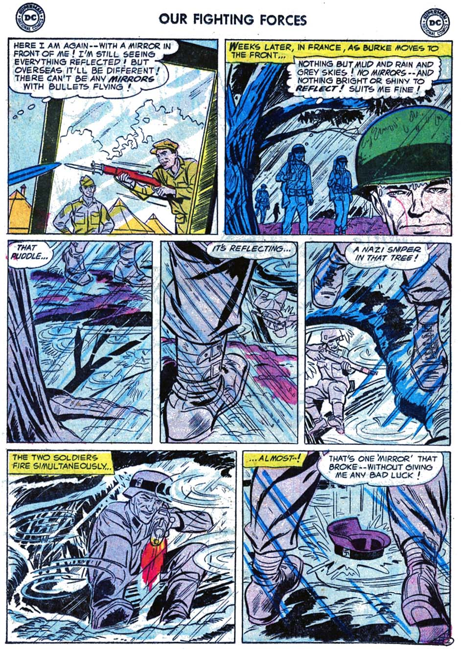 Our Fighting Forces (1954) issue 17 - Page 20