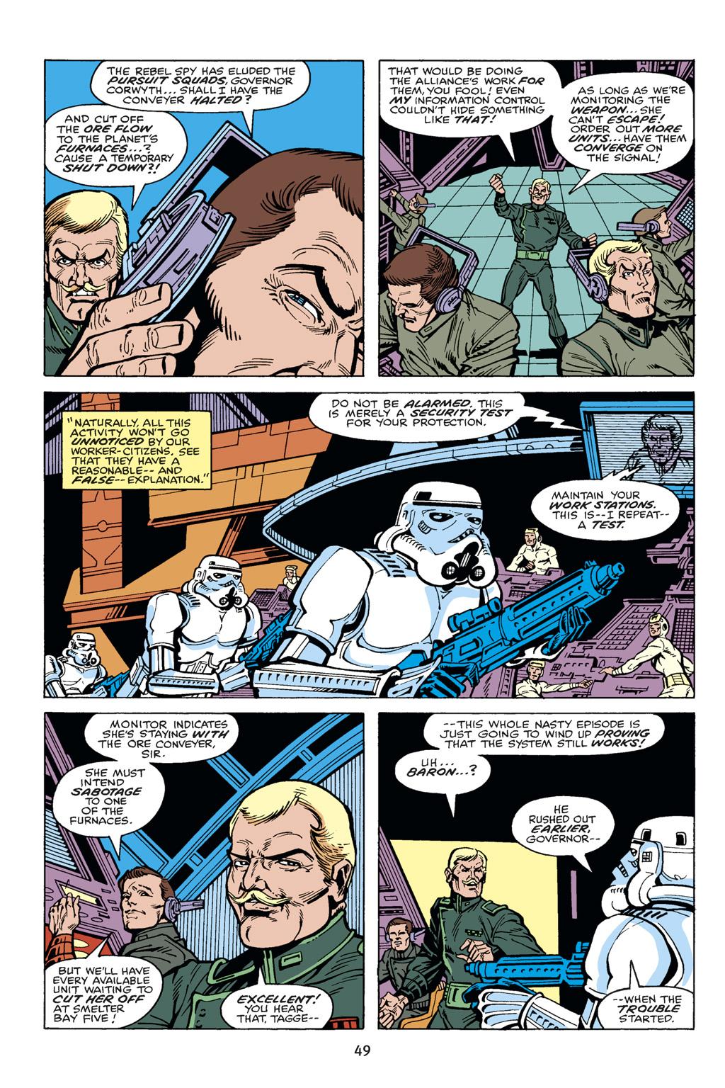 Read online Star Wars Omnibus comic -  Issue # Vol. 14 - 49