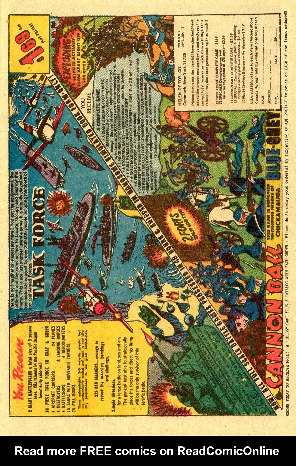 Read online Secret Origins (1973) comic -  Issue #4 - 29