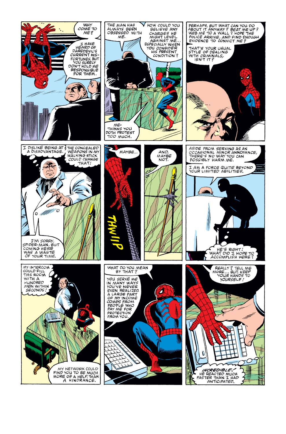 The Amazing Spider-Man (1963) 277 Page 8