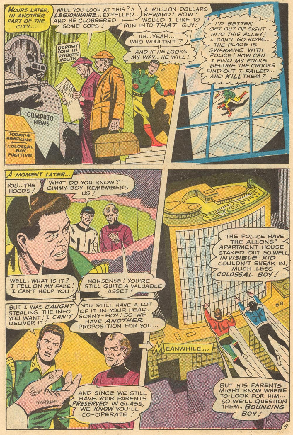 Read online Adventure Comics (1938) comic -  Issue #372 - 5
