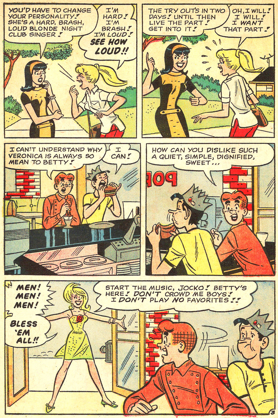 Read online Archie's Girls Betty and Veronica comic -  Issue #133 - 22