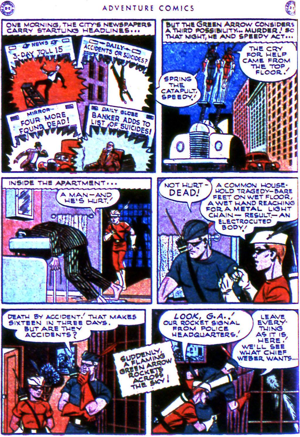 Read online Adventure Comics (1938) comic -  Issue #123 - 16