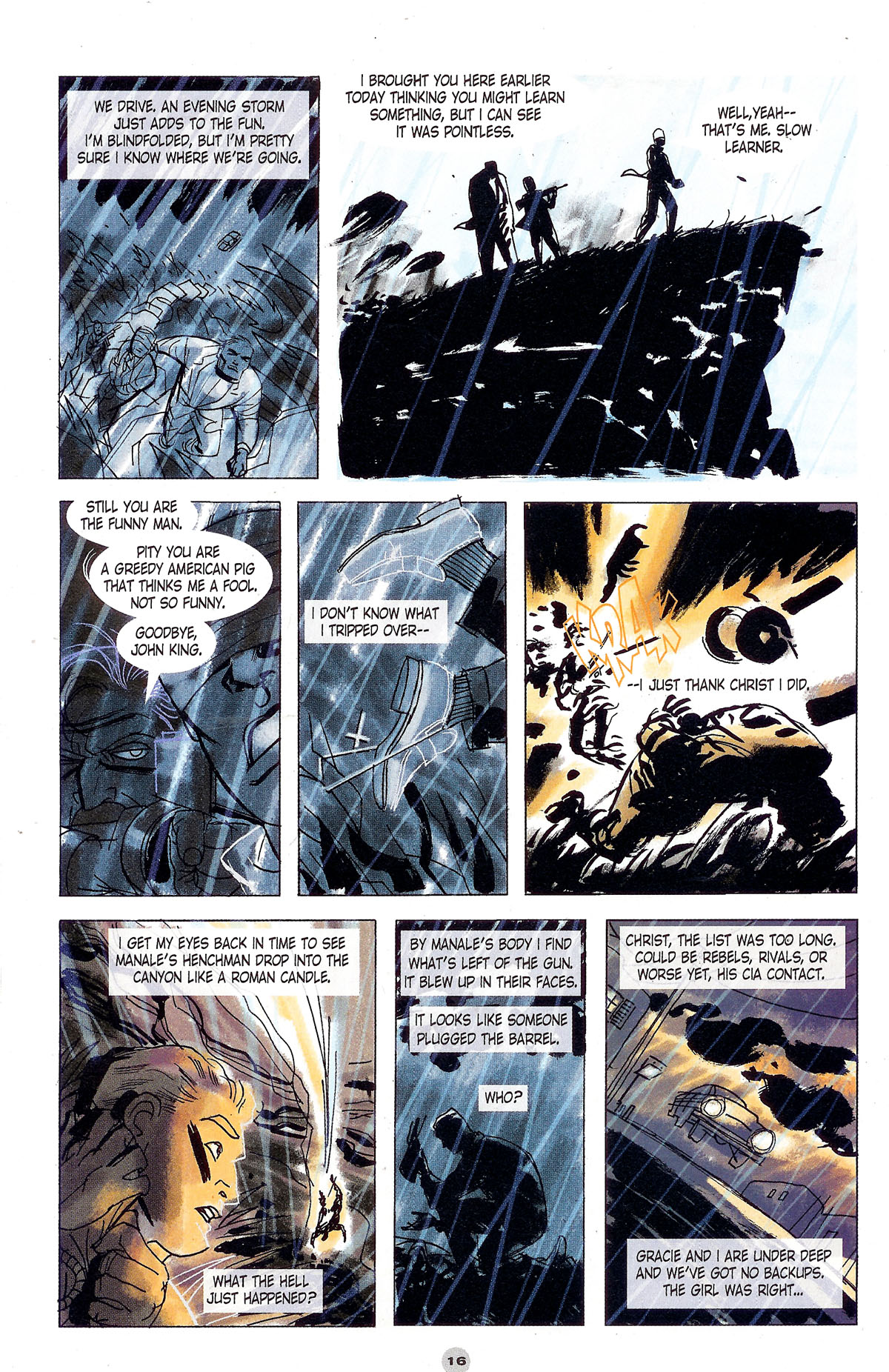 Read online Solo (2004) comic -  Issue #5 - 17