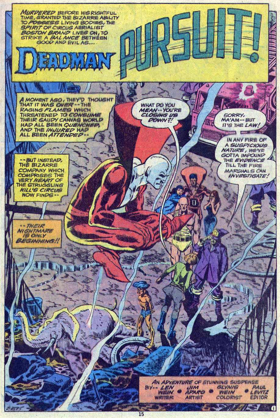 Read online Adventure Comics (1938) comic -  Issue #461 - 15
