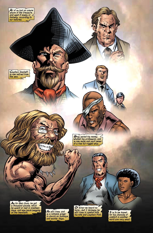 Read online Treasure Island comic -  Issue #6 - 22