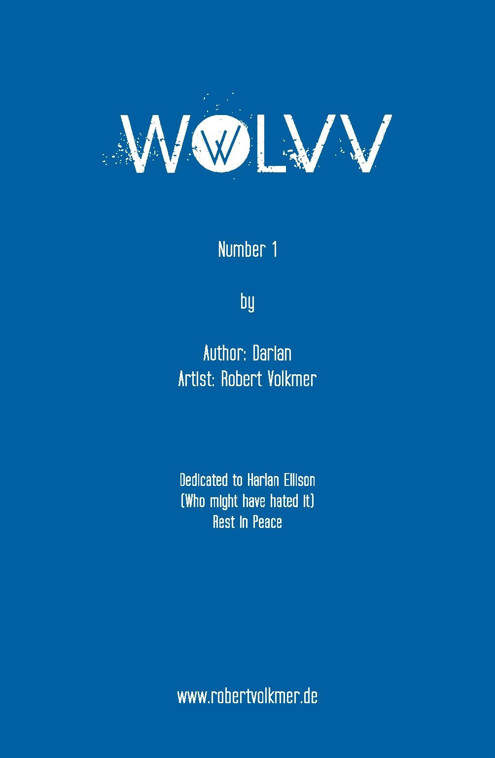 Read online Wolvv comic -  Issue #1 - 3