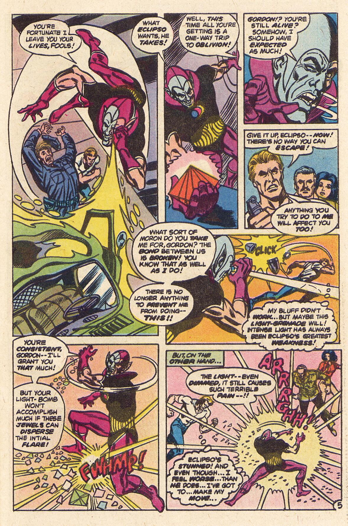 Read online Adventure Comics (1938) comic -  Issue #457 - 23