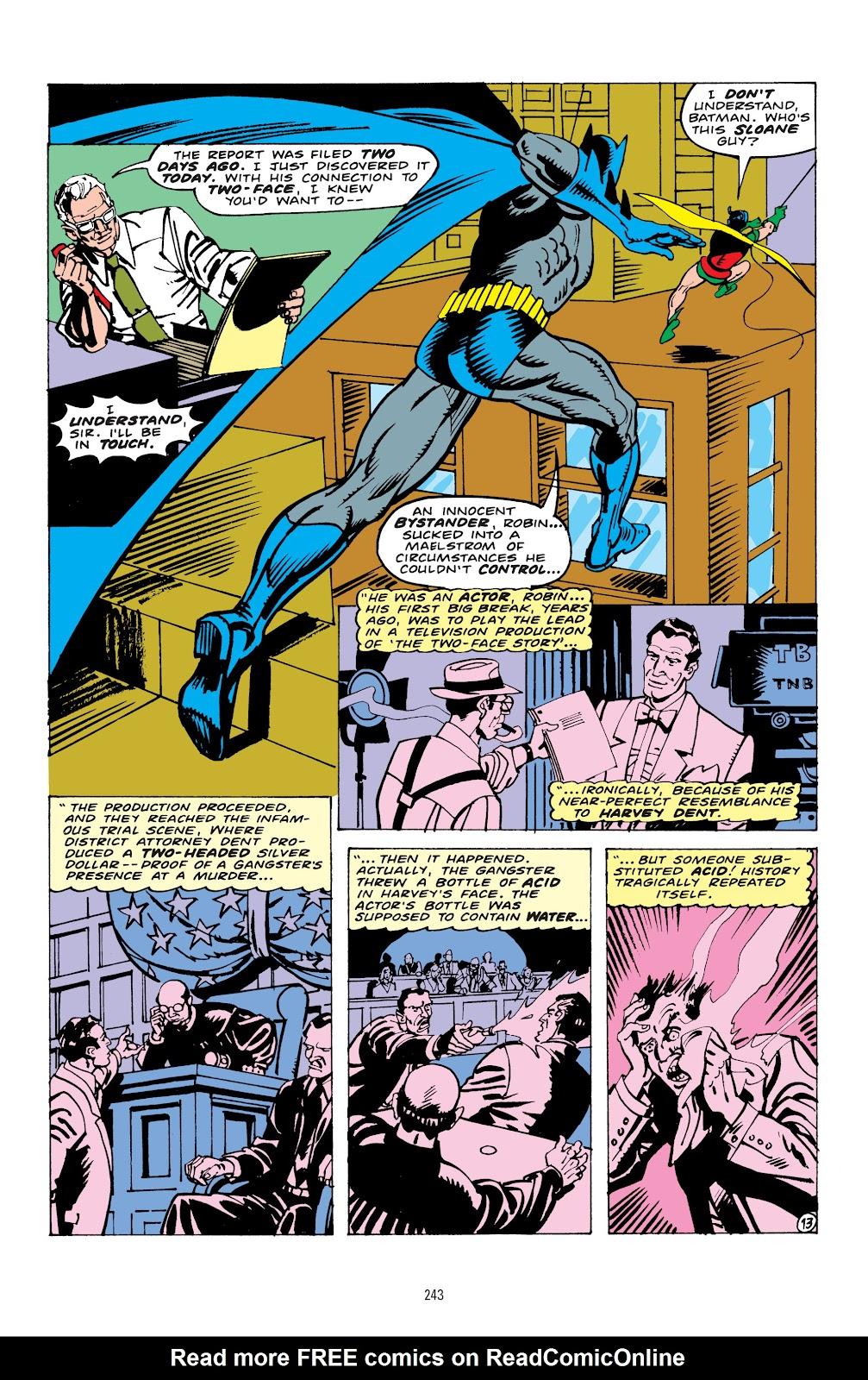 Read online Detective Comics (1937) comic -  Issue # _TPB Batman - The Dark Knight Detective 1 (Part 3) - 43