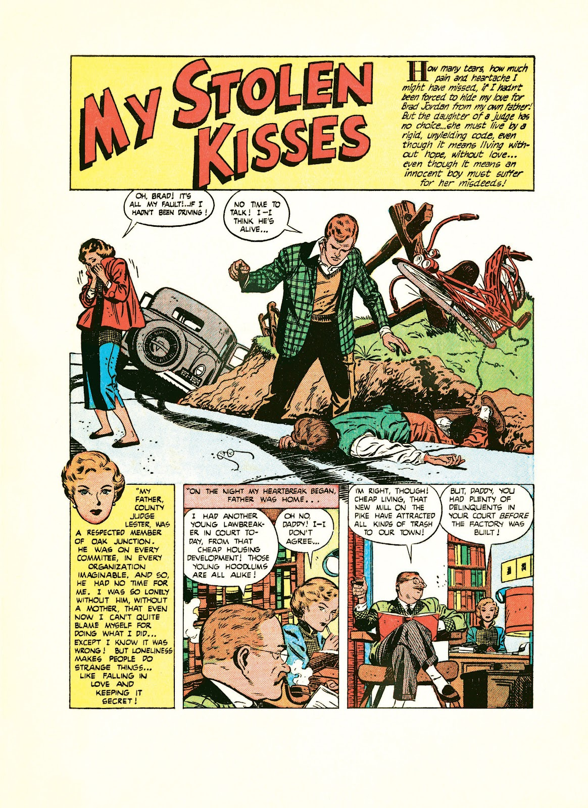 Read online Setting the Standard: Comics by Alex Toth 1952-1954 comic -  Issue # TPB (Part 1) - 32