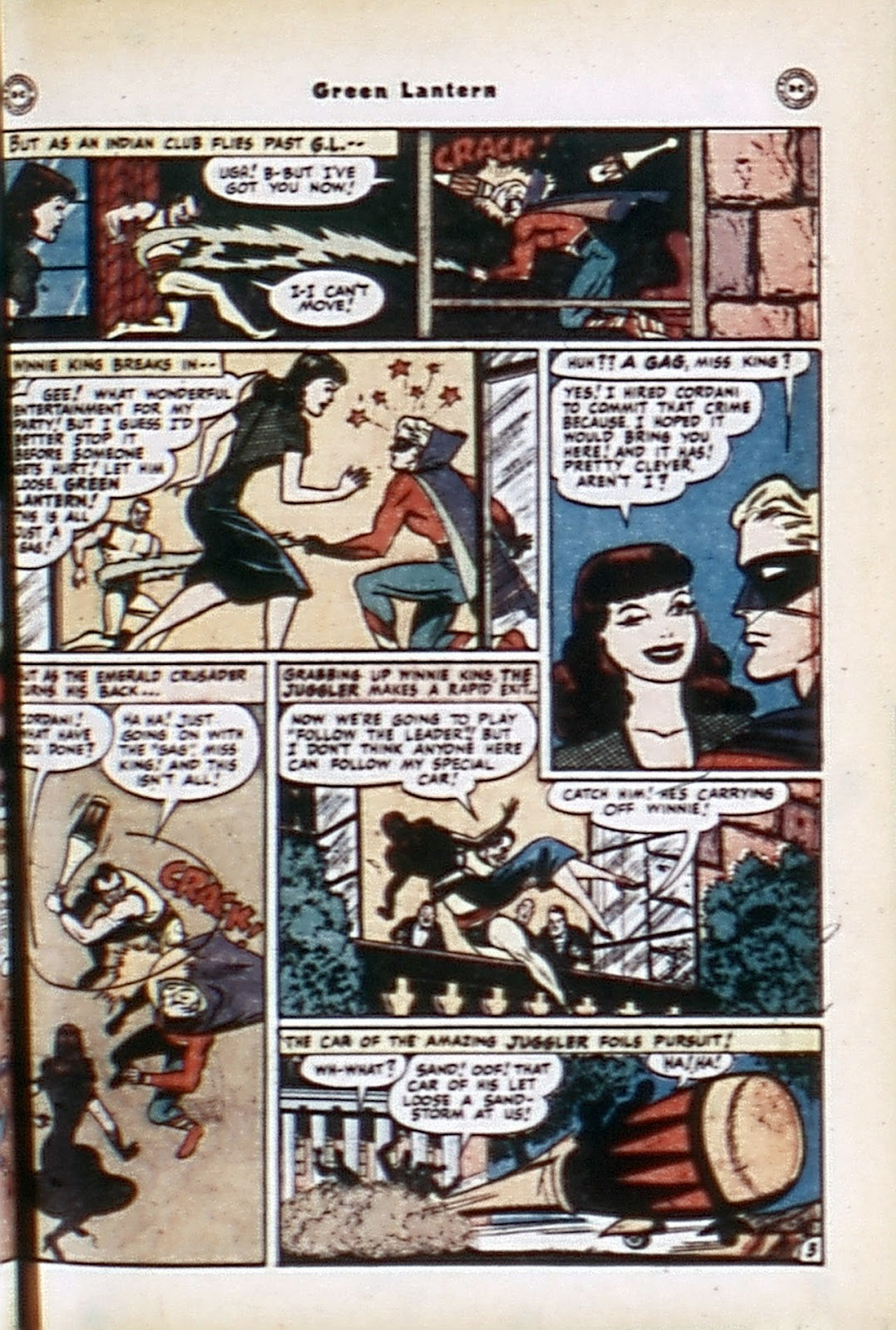 Green Lantern (1941) Issue #32 #32 - English 7