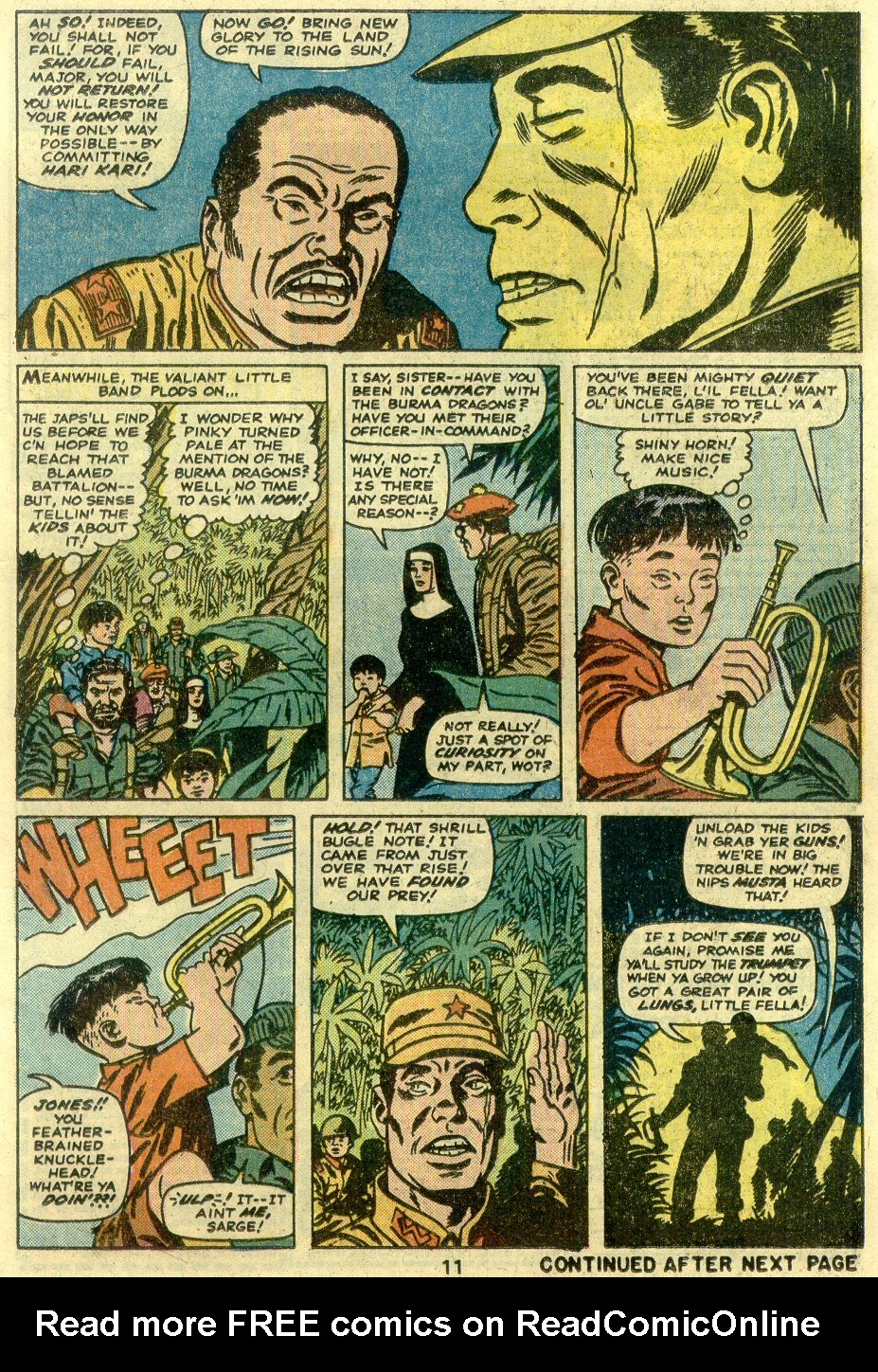 Read online Sgt. Fury comic -  Issue #125 - 13