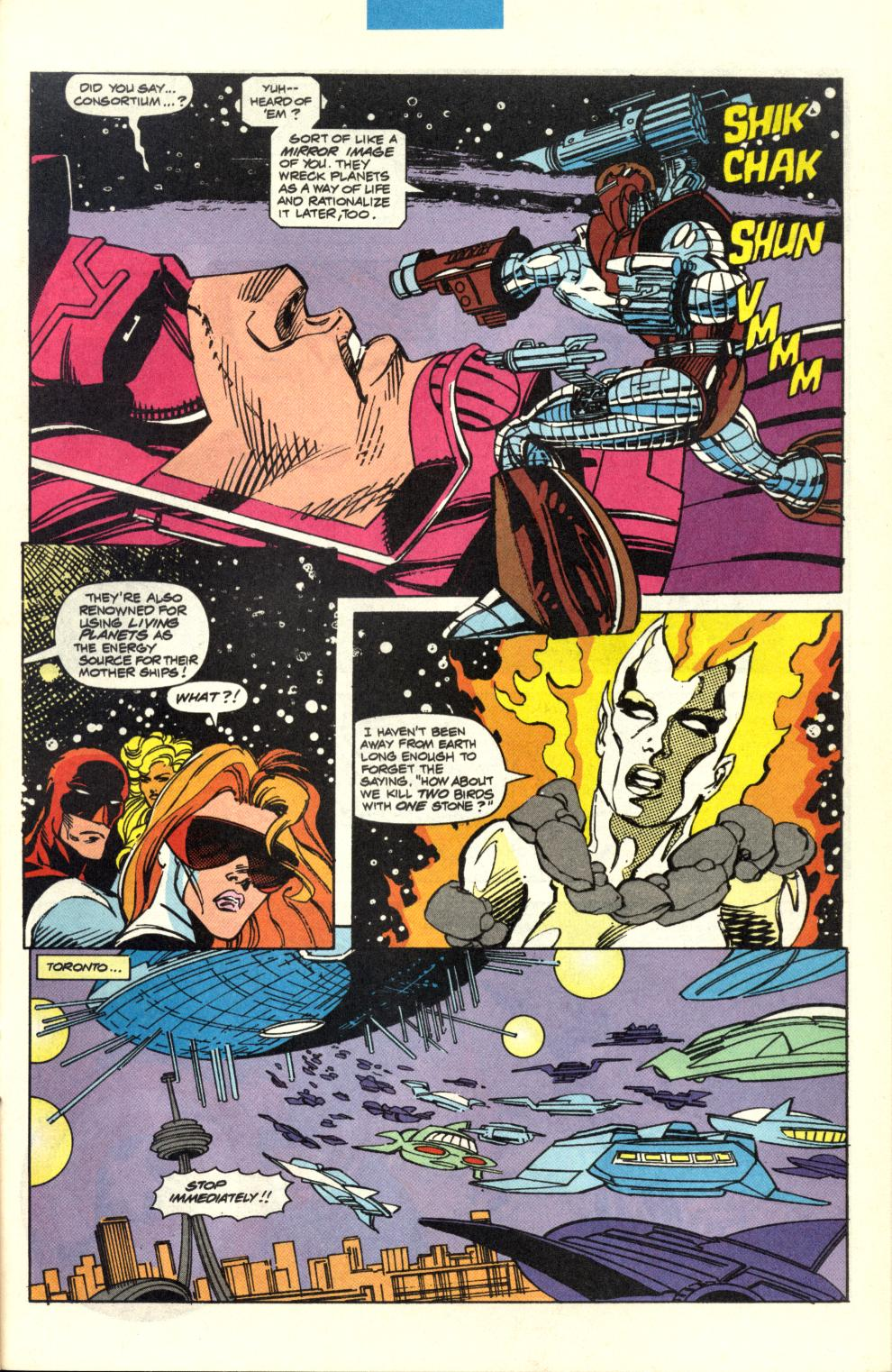Read online Alpha Flight (1983) comic -  Issue #100 - 30