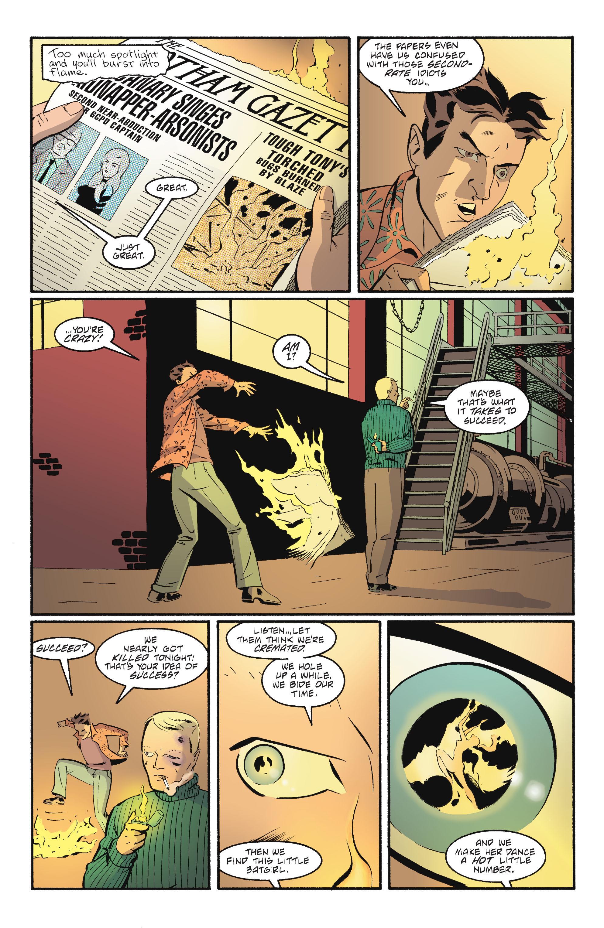 Read online Batgirl/Robin: Year One comic -  Issue # TPB 2 - 142