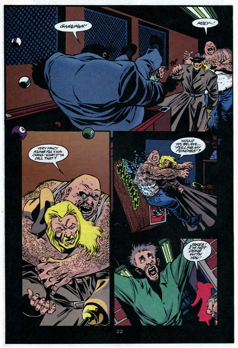 Read online Aquaman (1994) comic -  Issue #Aquaman (1994) _Annual 3 - 23