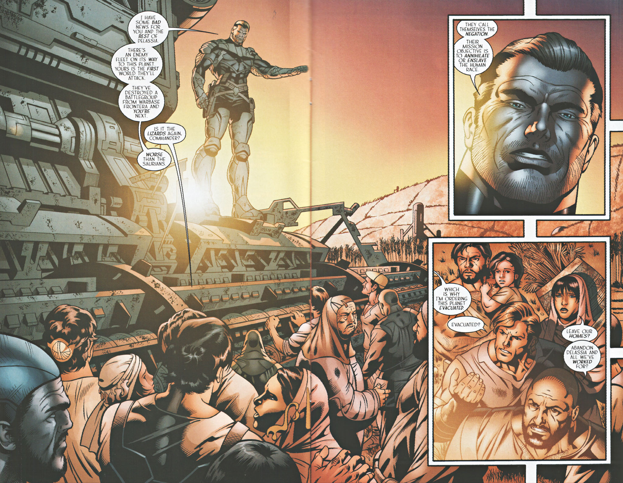 Read online Sigil (2000) comic -  Issue #41 - 4