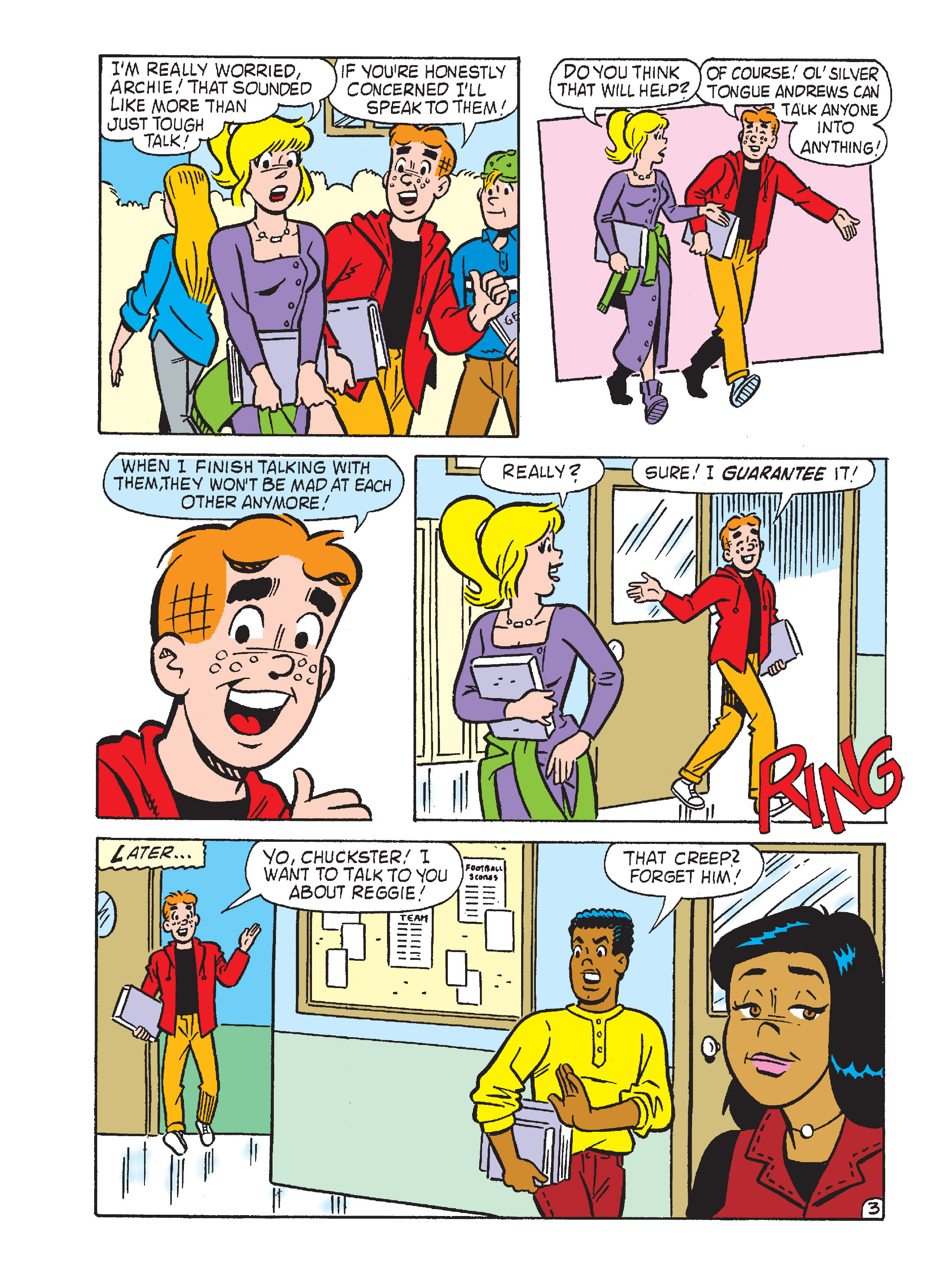 Read online Archie Giant Comics Collection comic -  Issue #Archie Giant Comics Collection TPB (Part 2) - 83