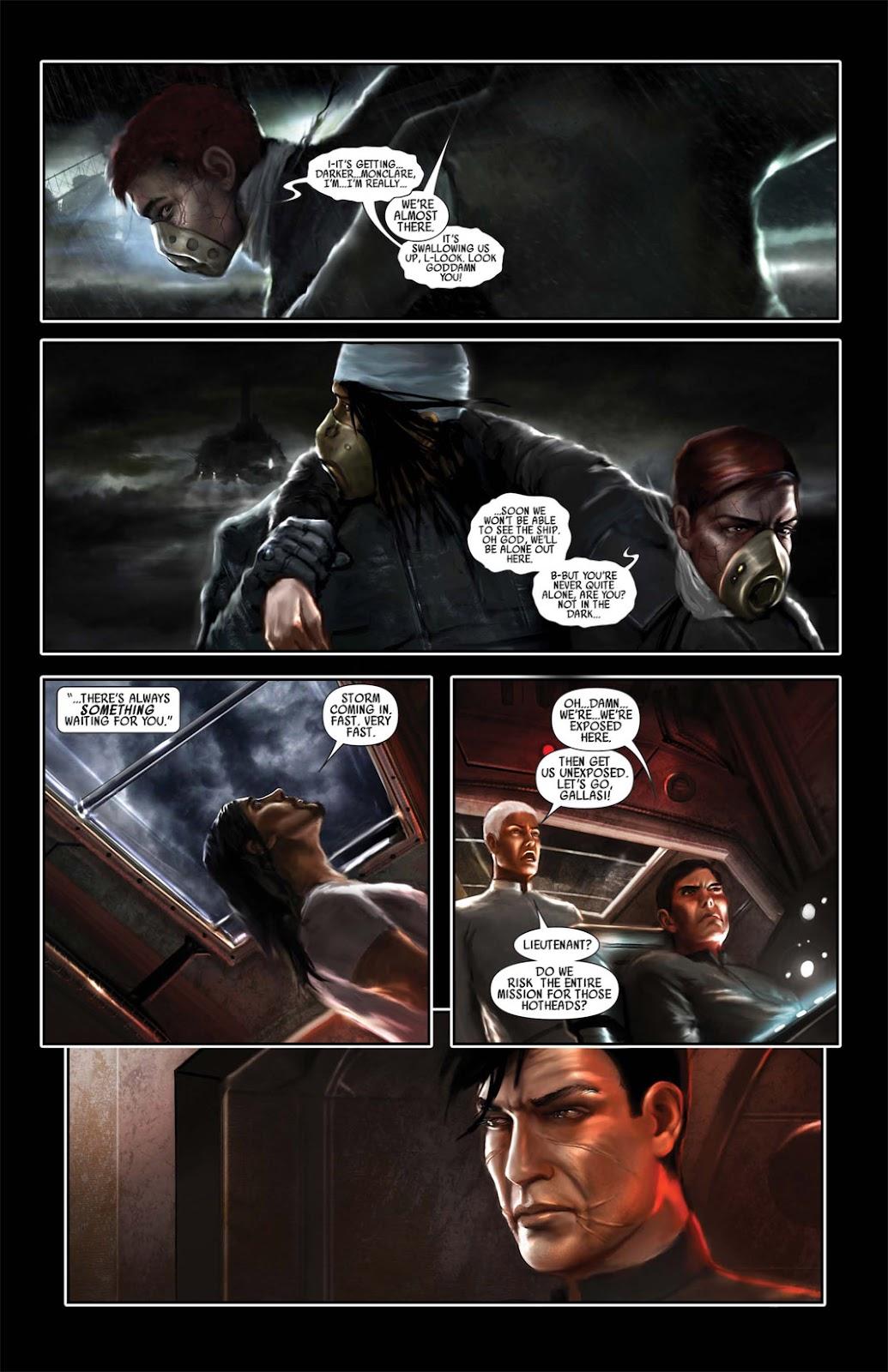 Read online After Dark comic -  Issue #1 - 42