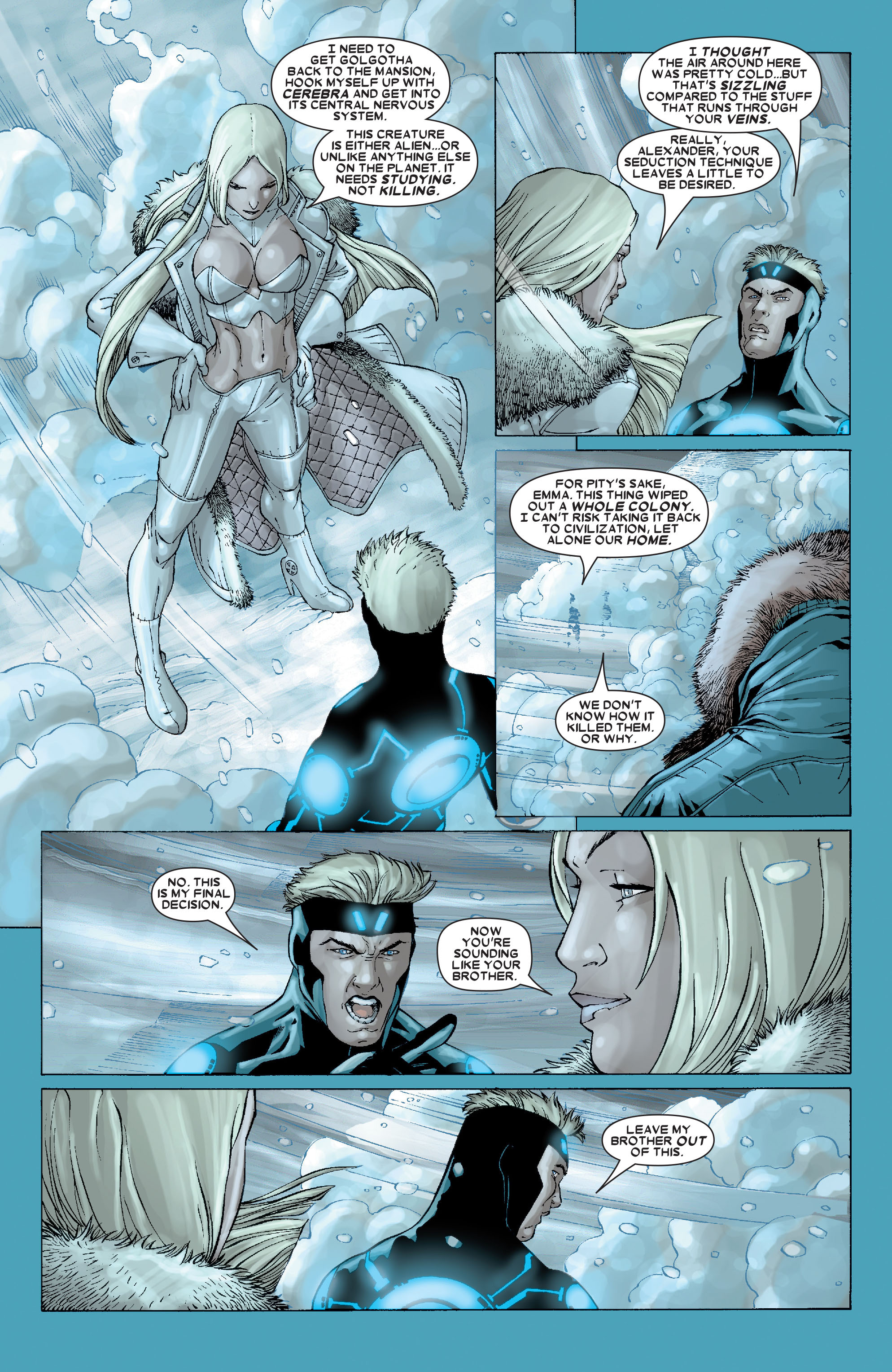 X-Men (1991) 167 Page 9