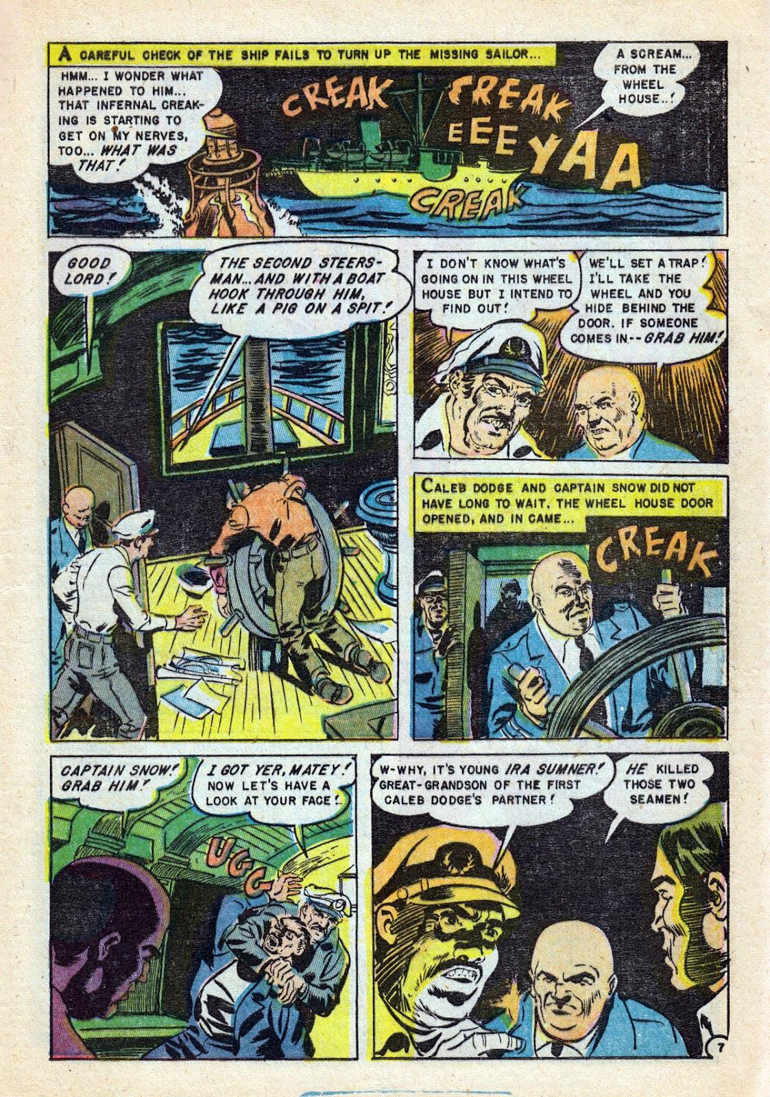 Dark Mysteries issue 1 - Page 9