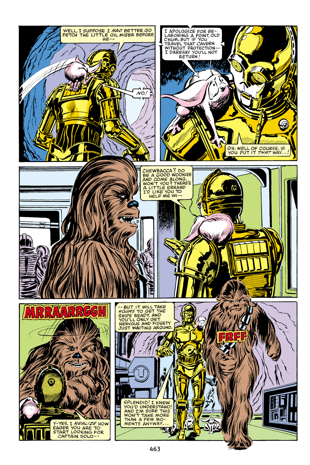 Read online Star Wars Omnibus comic -  Issue # Vol. 16 - 454