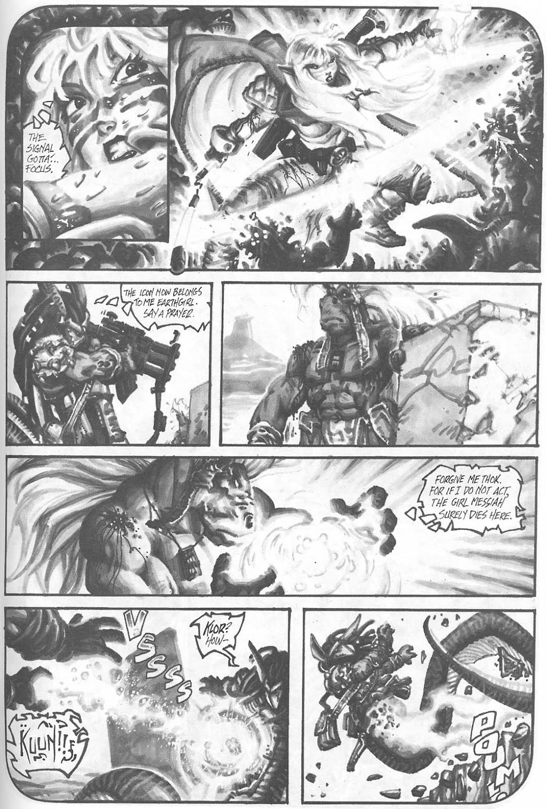 Read online Animal Mystic comic -  Issue #4 - 51