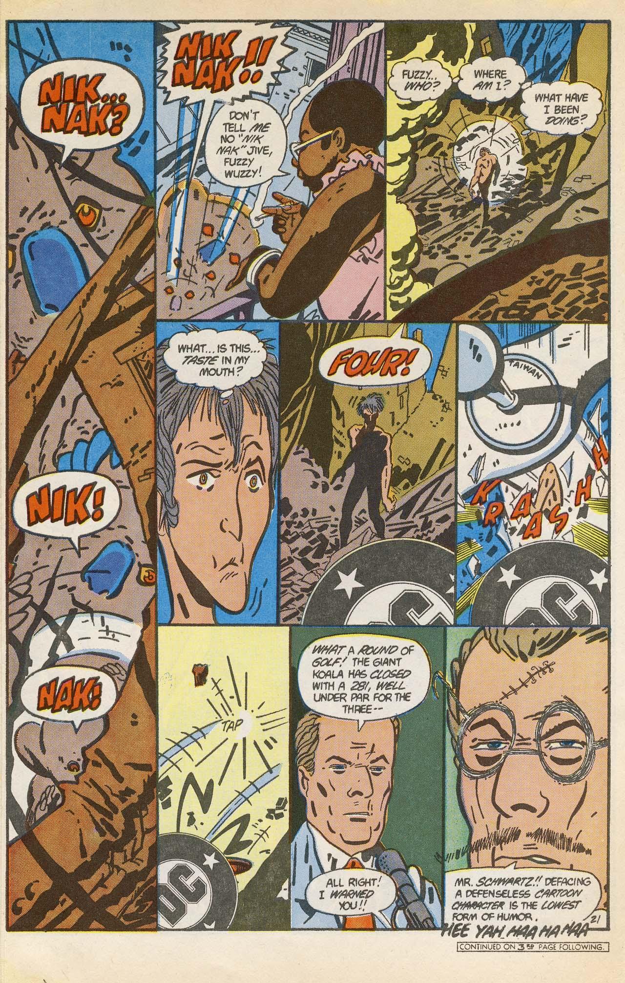 Read online Ambush Bug comic -  Issue #2 - 28