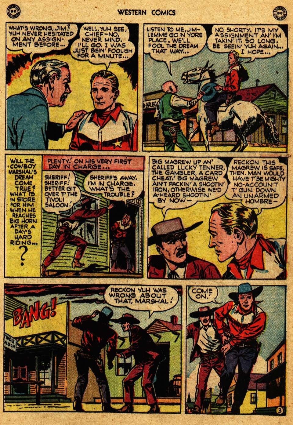Western Comics issue 9 - Page 17