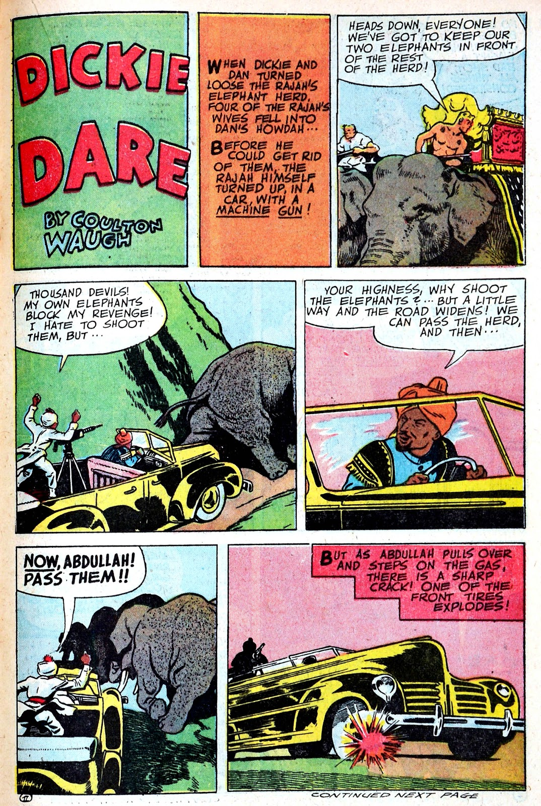 Read online Famous Funnies comic -  Issue #139 - 28