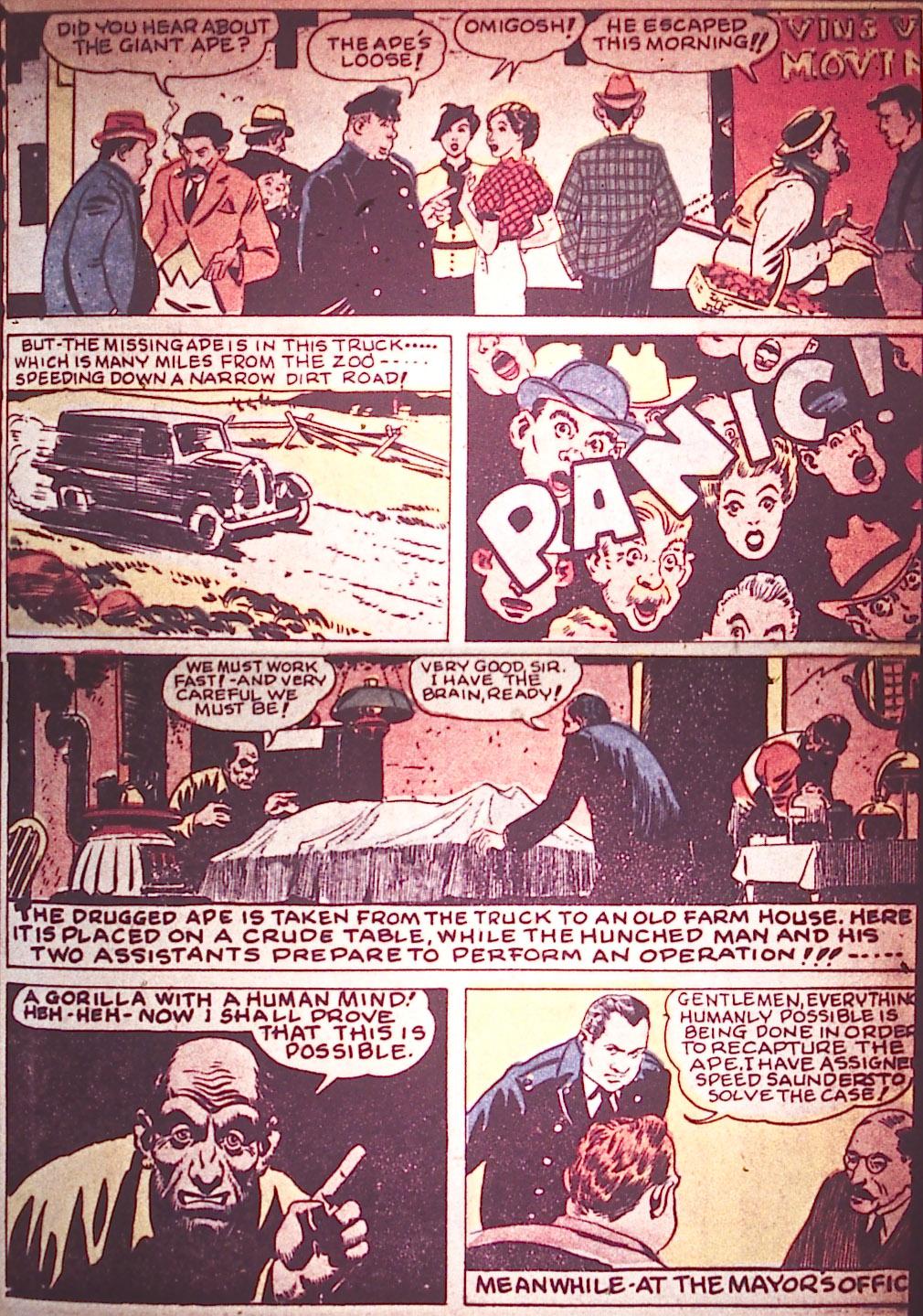 Detective Comics (1937) 6 Page 4