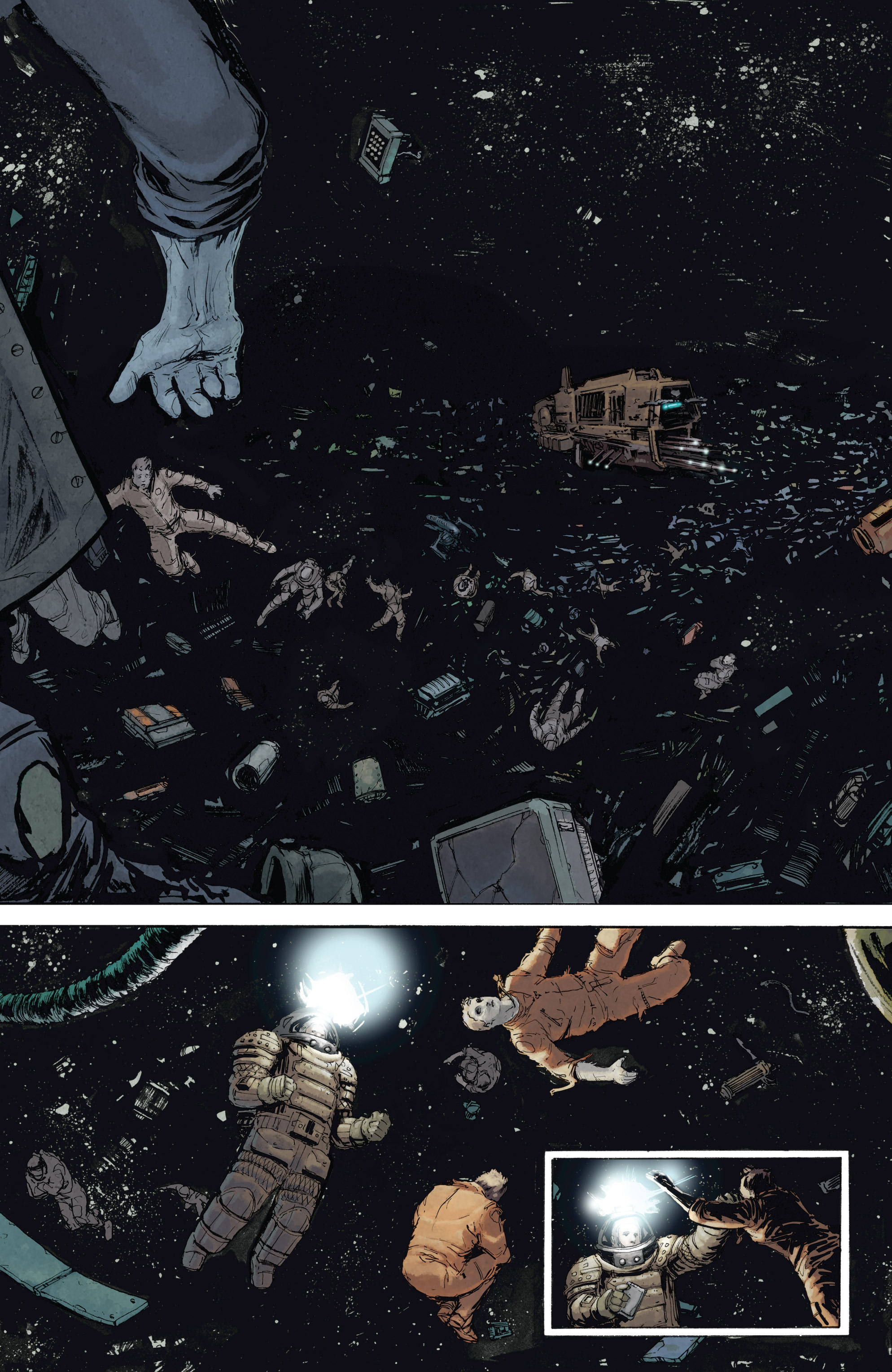 Read online Aliens: Defiance comic -  Issue #4 - 3