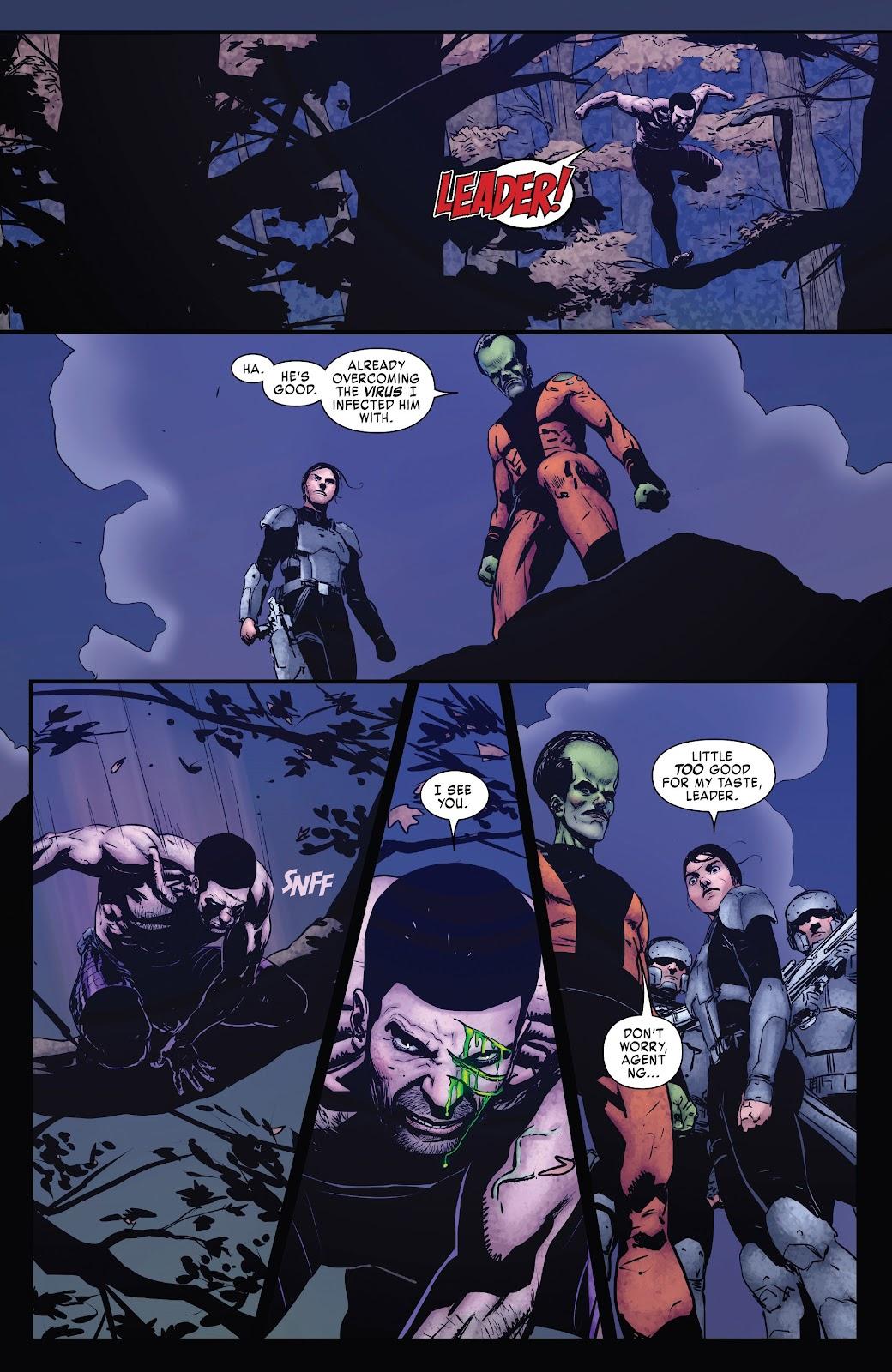 Read online Hulkverines comic -  Issue #2 - 10