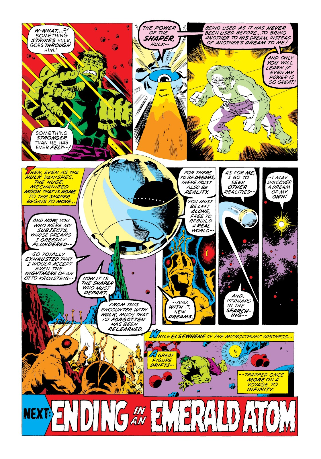 Read online Marvel Masterworks: The Incredible Hulk comic -  Issue # TPB 8 (Part 3) - 60