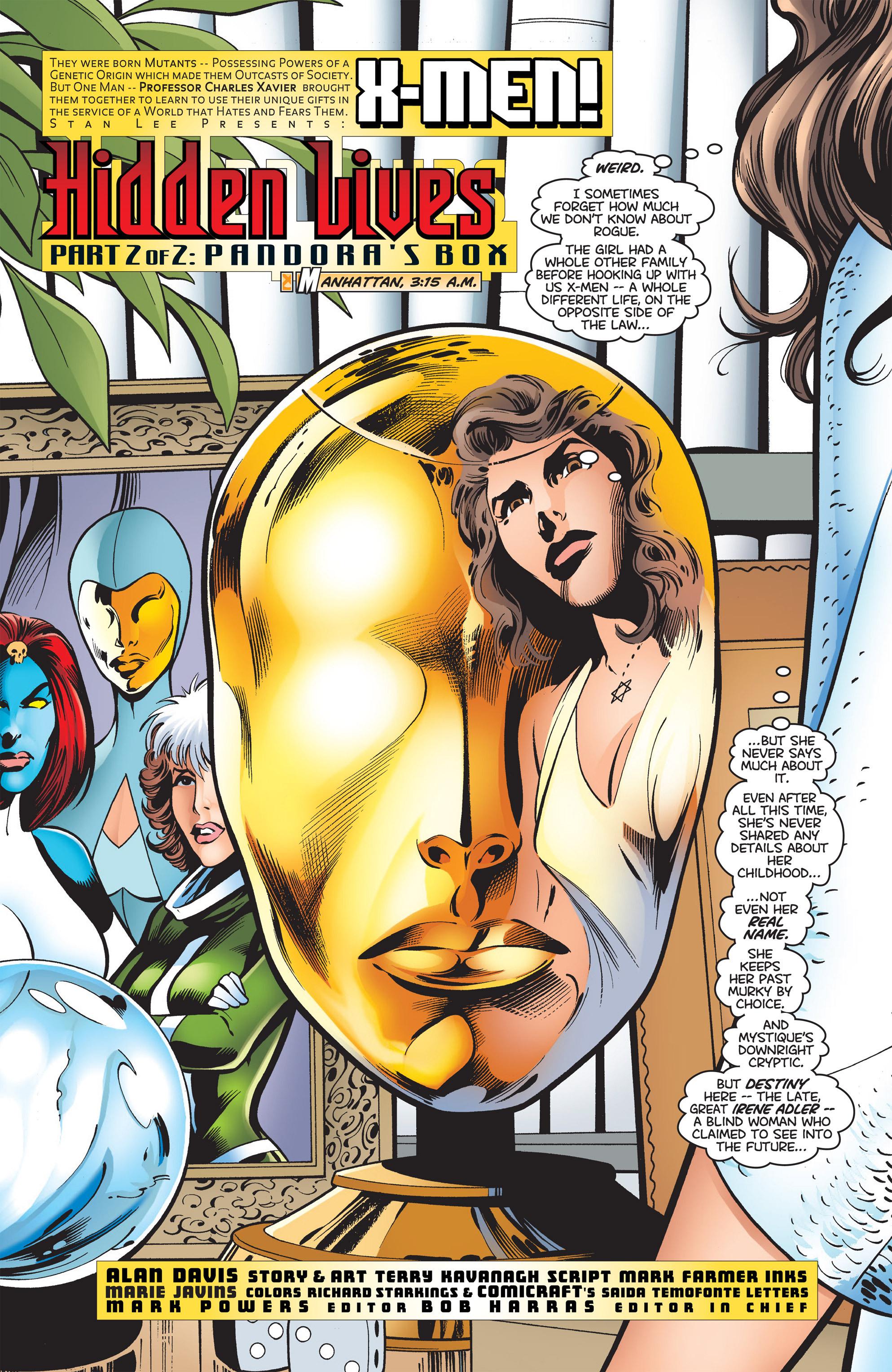 X-Men (1991) 94 Page 4