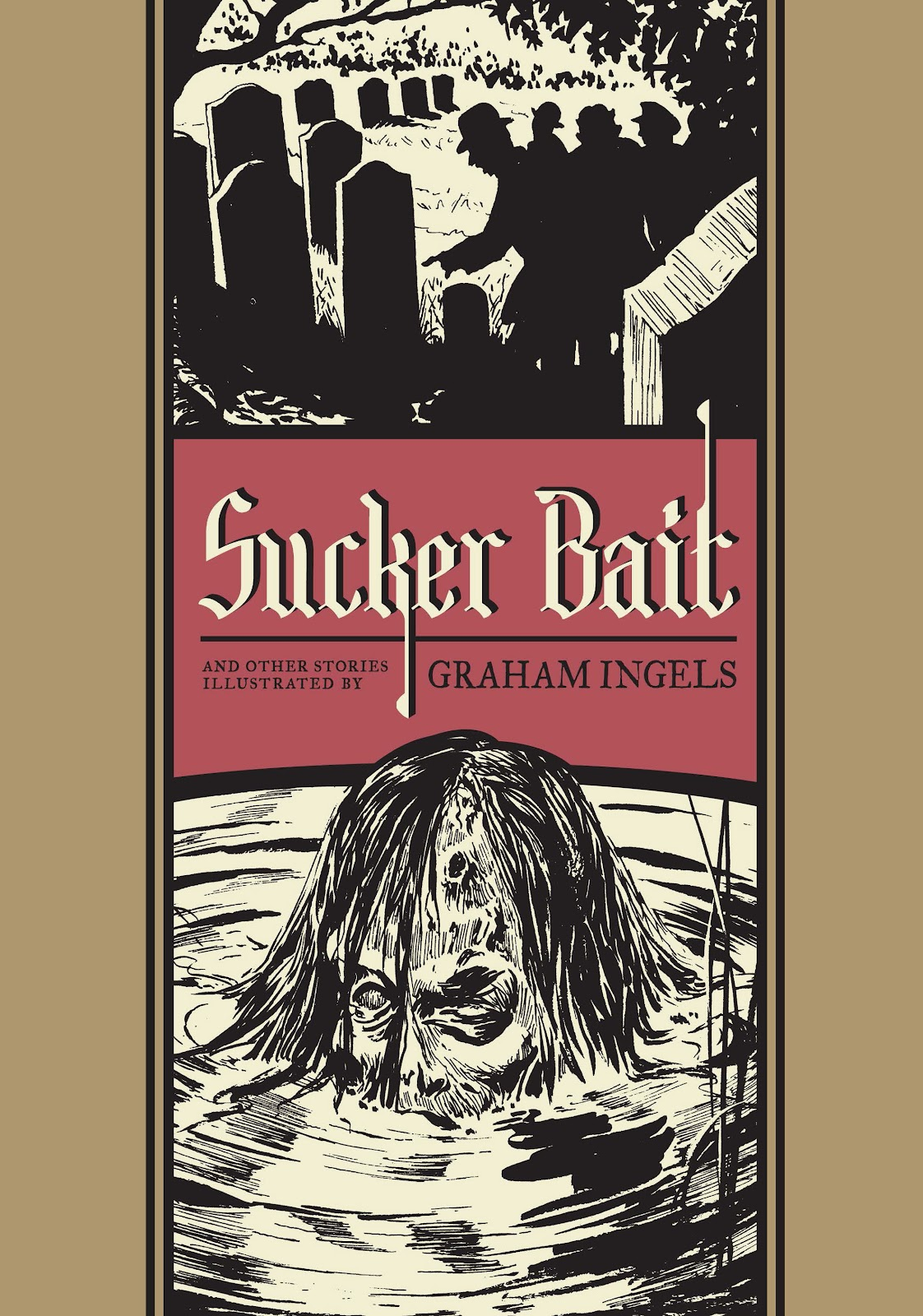 Read online Sucker Bait and Other Stories comic -  Issue # TPB (Part 1) - 1