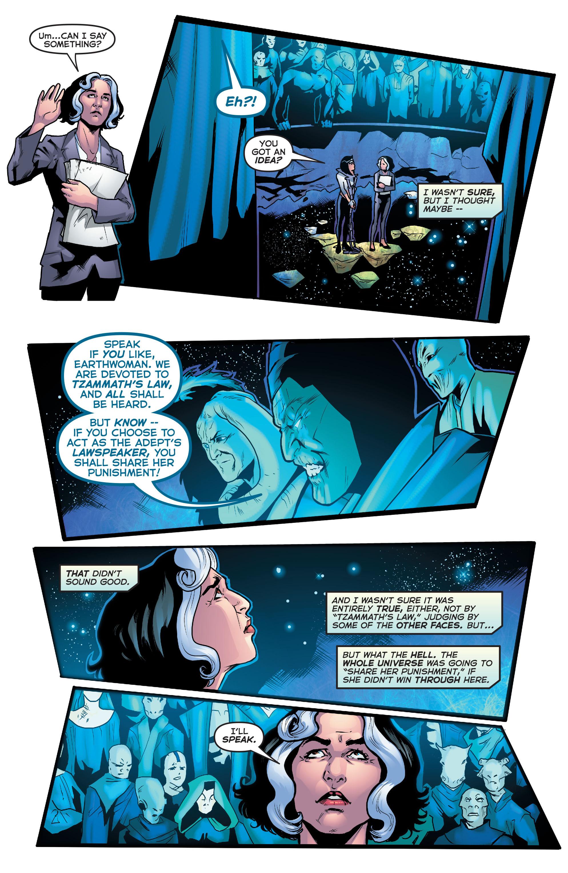 Read online Astro City comic -  Issue #40 - 19