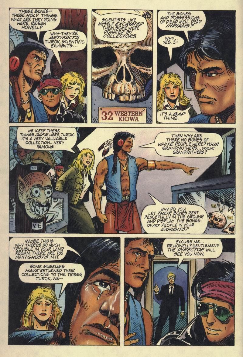 Read online Turok, Dinosaur Hunter (1993) comic -  Issue #7 - 6
