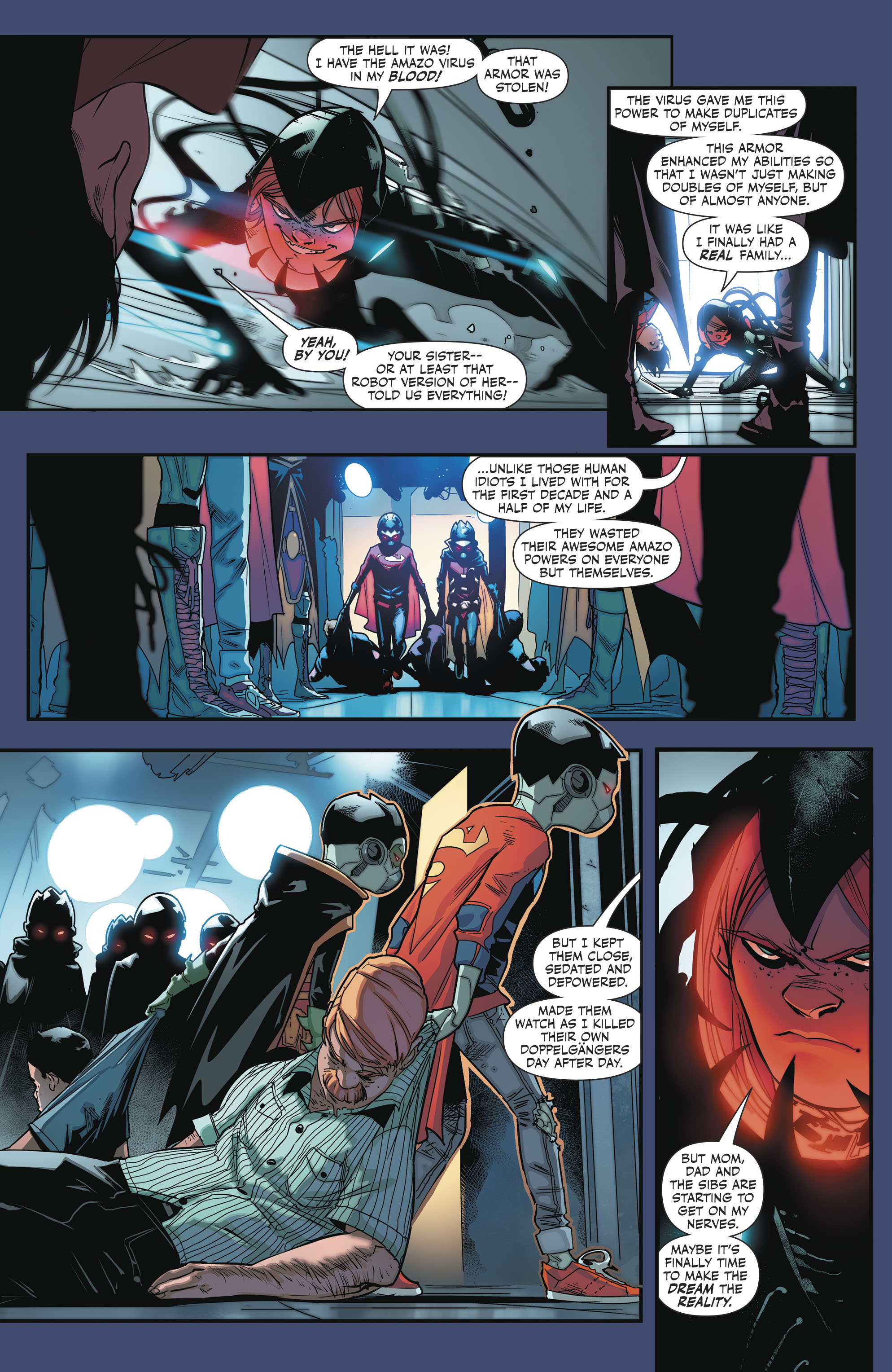 Read online Super Sons comic -  Issue #4 - 7